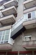 балконы вместе